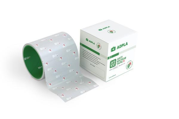 Taśma antywirusowa antybakteryjna przeciwgrzybicza AS-100 Anti Microb - rolka
