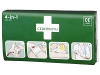 Duży zestaw do tamowania krwi Cederroth 4-in-1