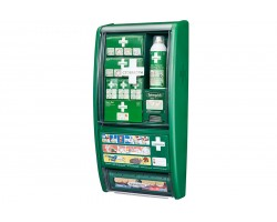 Apteczka ścienna pierwszej pomocy Cederroth First Aid Station