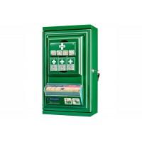 Apteczka ścienna metalowa mała Cederroth Small First Aid Cabinet