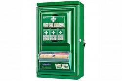 Apteczka ścienna metalowa mała Cederroth Small First Aid Cabinet REF 291400