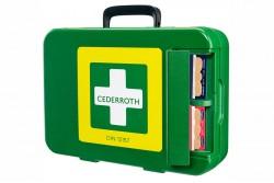 Apteczka przemysłowa pierwszej pomocy Cederroth First Aid Kit DIN13157