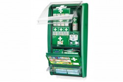 Apteczka Cederroth First Aid & Burn Station REF 51011003