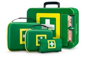 Apteczki pierwszej pomocy w pracy dla osób przemieszczających się
