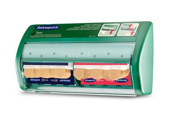 Automat z plastrami opatrunkowymi Salvequick Dispenser