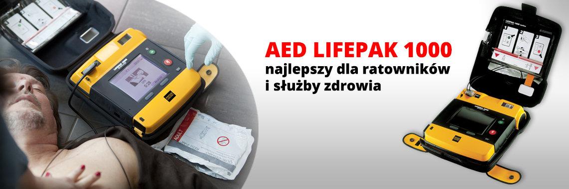 AED Lifepak 1000