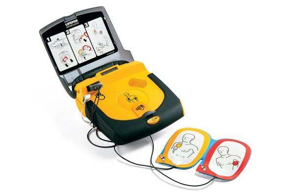 Defibrylator półautomatyczny LIFEPAK CR Plus