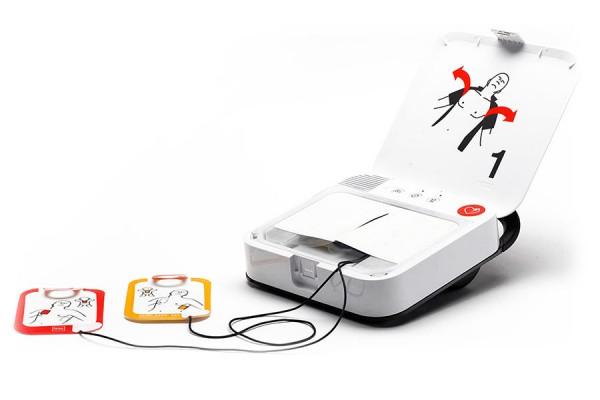 Defibrylator AED LIFEPAK CR2 Wi-Fi półautomatyczny
