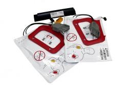 Wymienny zestaw LIFEPAK doładowywania baterii CHARGE-PAK + 2 pary elektrod QUIK-PAK