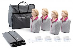 Fantomy do nauki reanimacji dorosłe Little Anne Laerdal QCPR 4-pack