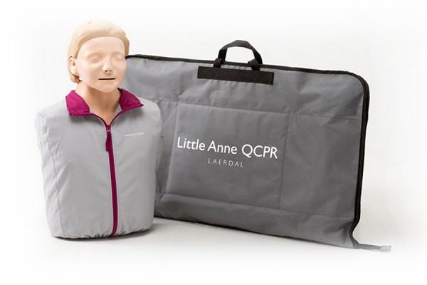 Fantom do resuscytacji dorosły Little Anne Laerdal QCPR