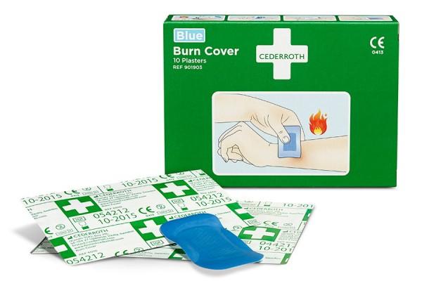 Opatrunek na oparzenia Cederroth Burn Cover