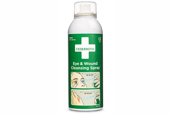 Spray do oczu i ran Cederroth Eye & Wound Cleansing Spray 726000