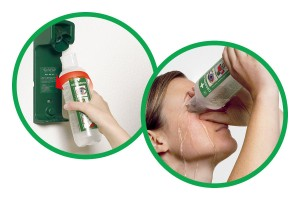 Płuczka do oczu - pierwsza pomoc dla Twoich oczu