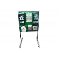 Punkt pierwszej pomocy - tablica mobilna