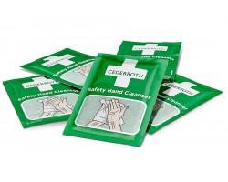 Chusteczki odkażające - serwetki do dezynfekcji