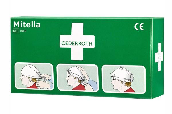 Chusta trójkątna Cederroth Mitella REF 1898