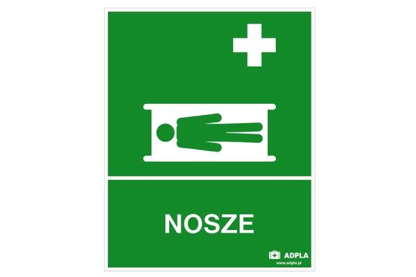 Znak nosze