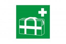 Znak torba medyczna